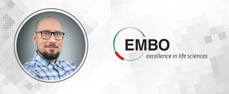 Dr. Wojciech Pokrzywa awarded EMBO Small Grant