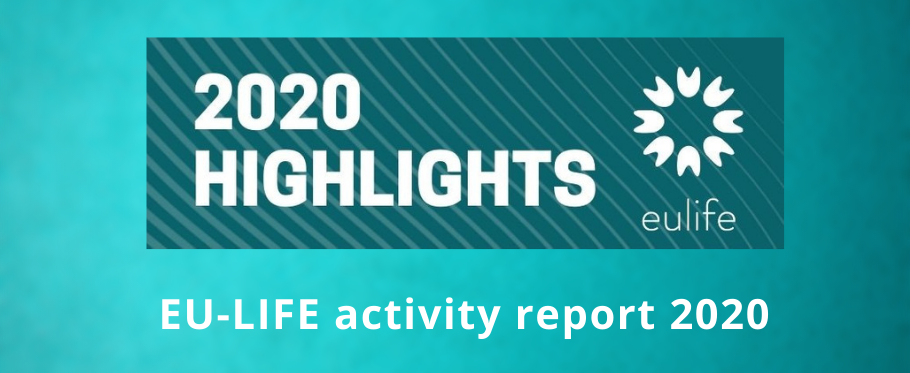 EU-LIFE activity report 2020