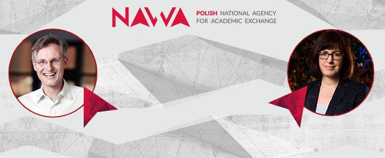 Dr. Izabela Sabała and Prof. Matthias Bochtler among the laureates of the International Academic Partnerships program funded by NAWA