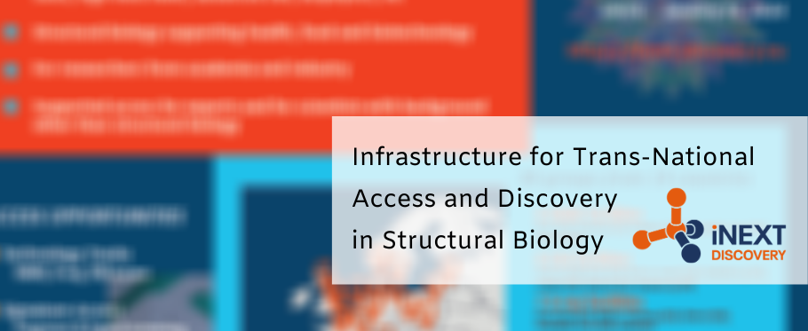 Structural biology for trans-natonal research and discovery
