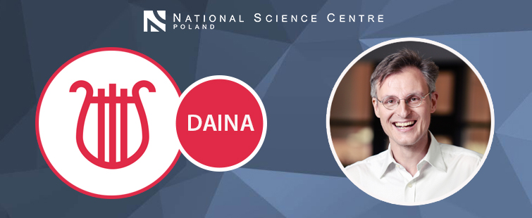 Prof. Matthias Bochtler received funding under the DAINA 1 scheme