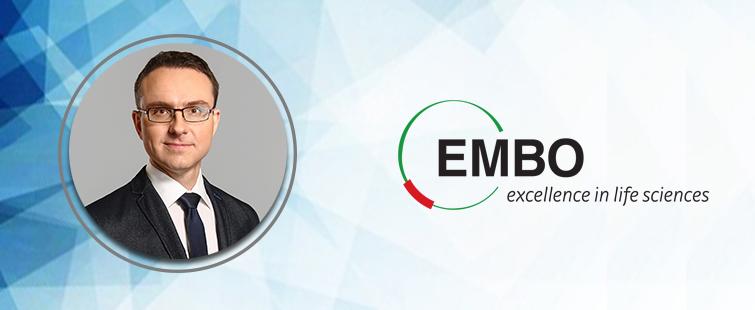 Prof. Janusz M. Bujnicki członkiem prestiżowej organizacji EMBO