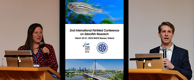 2nd International FishMed Conference on Zebrafish Research (FishMed2018) was held on March 25-27, 2018