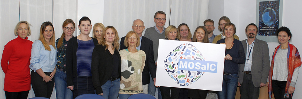 MOSaIC project team