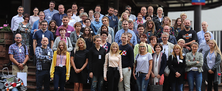 IV Workshop for Polish PCD (primary ciliary dyskinesia) patients and their families took place at the International Institute of Molecular and Cell Biology in Warsaw