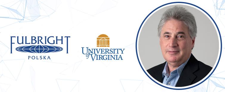 Prof. Edward Egelman z Uniwersytetu w Wirginii, laureat Stypendium Fullbrighta, gościem MIBMiK w dniach 23-25 maja
